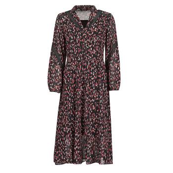 Vêtements Femme Robes longues One Step FR30121 Noir