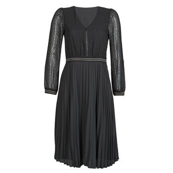 Vêtements Femme Robes courtes One Step FR30061 Noir