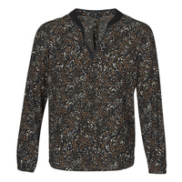 Vêtements Femme Tops / Blouses One Step FR11161 Noir