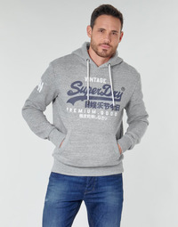 Vêtements Homme Sweats Superdry VL NS HOOD Gris