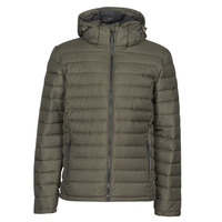 Vêtements Homme Doudounes Superdry HOODED FUJI JACKET Kaki