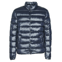 Vêtements Homme Doudounes Superdry HIGH SHINE QUILTED PUFFER Bleu