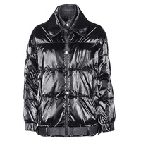 Vêtements Femme Doudounes Emporio Armani 6H2B97 Noir