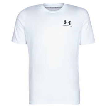 Vêtements Homme T-shirts manches courtes Under Armour SPORTSTYLE LEFT CHEST SS Blanc