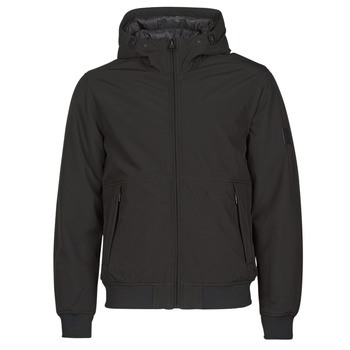 Vêtements Homme Doudounes Esprit LL 3LSOFTSHEL Noir