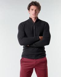 Vêtements Homme Pulls Esprit COWS STR HZ Noir