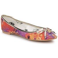 Chaussures Femme Ballerines / babies Iron Fist REINA MUERTE BALLERINA FLAT Multicolore