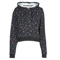 Vêtements Femme Sweats Vans BEAUTY FLORAL HOODIE Noir