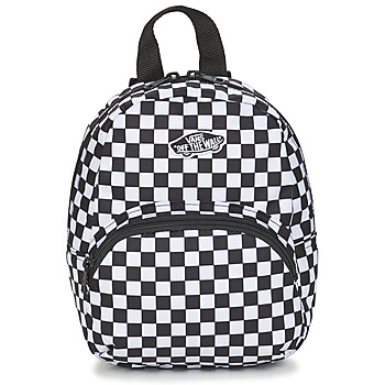 Sacs Sacs à dos Vans GOT THIS MINI BACKPACK Noir / Blanc