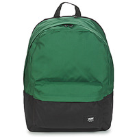 Sacs Sacs à dos Vans OLD SKOOL PLUS II BACKPACK Vert / Noir