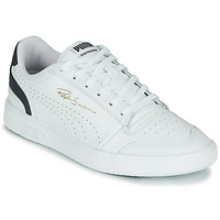 Chaussures Baskets basses Puma RALPH SAMPSON LO Blanc / Bleu