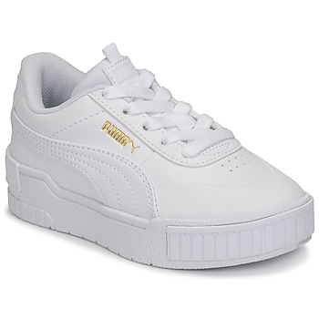 Chaussures Fille Baskets basses Puma CALI SPORT PS Blanc