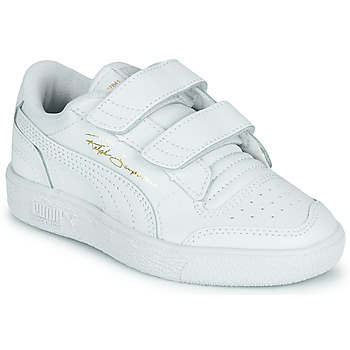 Chaussures Enfant Baskets basses Puma RALPH SAMPSON LO PS Blanc