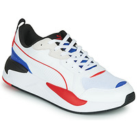 Chaussures Homme Baskets basses Puma X-RAY Blanc / Bleu / Rouge