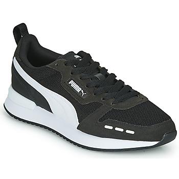 Chaussures Homme Baskets basses Puma R78 Noir
