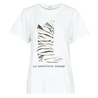Vêtements Femme T-shirts manches courtes Replay W3509D Blanc