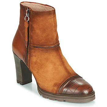 Chaussures Femme Bottines Hispanitas ATLASSE Marron
