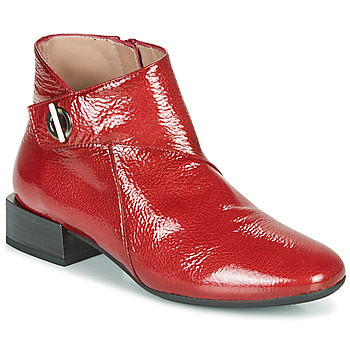 Chaussures Femme Boots Hispanitas ANETO Rouge