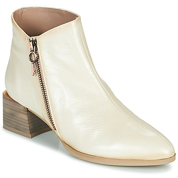 Chaussures Femme Bottines Hispanitas ALPES Beige