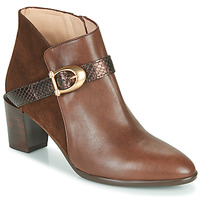 Chaussures Femme Bottines Hispanitas PIRINEO Marron