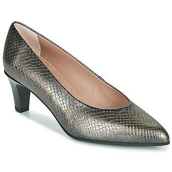 Chaussures Femme Escarpins Hispanitas BELEN-5 Argenté