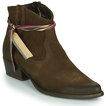 Chaussures Femme Bottines Felmini WEST Kaki