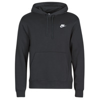 Vêtements Homme Sweats Nike M NSW CLUB HOODIE PO BB Noir / Blanc