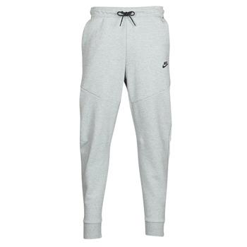 Vêtements Homme Pantalons de survêtement Nike M NSW TCH FLC JGGR Gris