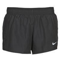 Vêtements Femme Shorts / Bermudas Nike W NK 10K SHORT Noir