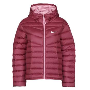 Vêtements Femme Doudounes Nike W NSW WR LT WT DWN JKT Bordeaux