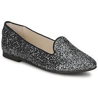 Chaussures Femme Mocassins KMB SILVA Glitter Gris