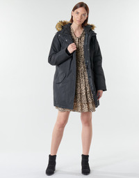 Vêtements Femme Parkas Billabong COLDER WEATHER Noir