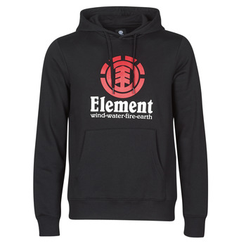 Vêtements Homme Sweats Element VERTICAL HOOD Noir