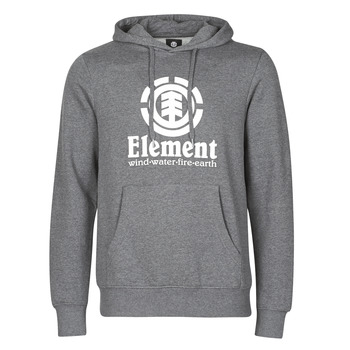 Vêtements Homme Sweats Element VERTICAL HOOD Gris