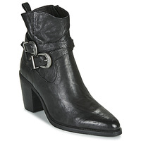 Chaussures Femme Bottines Regard ELVIS V1 BUBBLE NOIR Noir