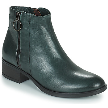 Chaussures Femme Boots Dream in Green NARLINE Vert