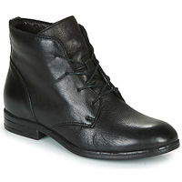 Chaussures Femme Boots Dream in Green  Noir
