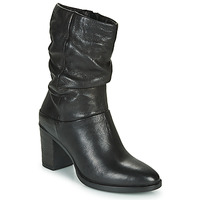 Chaussures Femme Bottes ville Dream in Green NORGE Noir