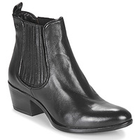 Chaussures Femme Bottines Dream in Green  Noir
