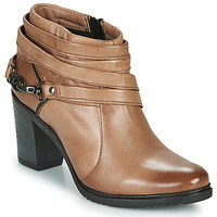 Chaussures Femme Low boots Dream in Green NEGUS Marron