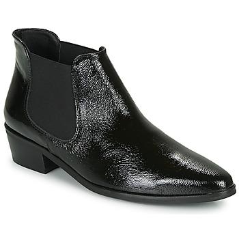 Chaussures Femme Boots Fericelli NANARUM Noir