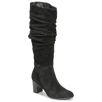 Chaussures Femme Bottes ville Fericelli NEIGNET Noir