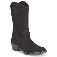 Chaussures Femme Bottes ville Casual Attitude NESCARGO Noir