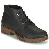 Chaussures Femme Boots Casual Attitude NIBELLULE Noir