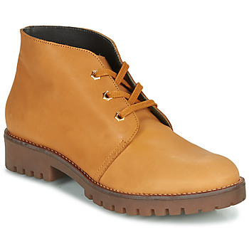 Chaussures Femme Boots Casual Attitude NIBELLULE Camel