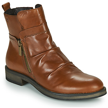 Chaussures Femme Boots Casual Attitude NERMITE Camel