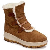 Chaussures Femme Boots Casual Attitude NAREIGNE Camel