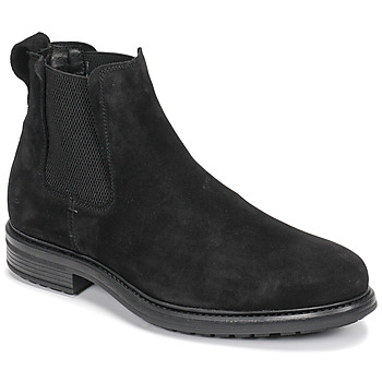 Chaussures Homme Boots Casual Attitude NONILLE Noir