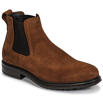 Chaussures Homme Boots Casual Attitude NONILLE Marron