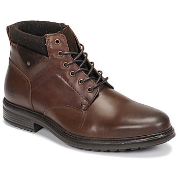 Chaussures Homme Boots Casual Attitude NAPILLON Marron
